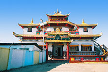 Kalimpong - Wikipedia, the free encyclopedia