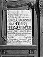 Kalocsa, Bács-Kiskun megye. Nagyboldogasszony Főszékesegyház kapuja, Budapesti Kórus fellépését hirdető plakát. Fortepan 72596.jpg