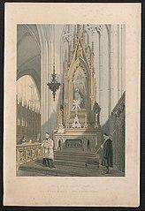 Kapel in de kathedraal van Antwerpen
