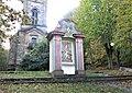 Kaplička XI. zastavení křížové cesty v Jiřetíně pod Jedlovou (Q104975354) 01.jpg