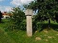 Kaplička s reliéfem Krista s anděli na Velehradě (Q105002476) 01.jpg