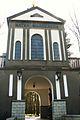 Kaplica MB Ostrobramskiej, Lichen.JPG