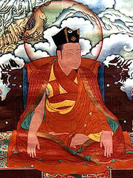 alt=Description de l'image Karmapa2.jpg.