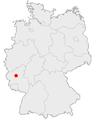 Karte Cochem in Deutschland.png