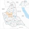 Karte Gemeinde Affoltern am Albis 2007.png