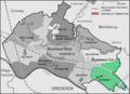 Karte Radebeul Stadtteile Radebeul.png
