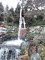 Katsuô-ji Temple - Waterfall.jpg
