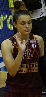 Kayla McBride American basketball player