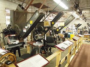 Kazoo - Machines at the Kazoo Factory and Museum