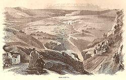 Kefr Kenna, 1859