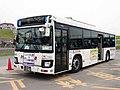 Keisei Town Bus T064 ERGA as Adachi Hanashobu Shuttle 2019.jpg