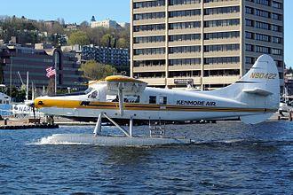 Kenmore Air - DHC-3 Otter on Lake Union, Seattle, WA