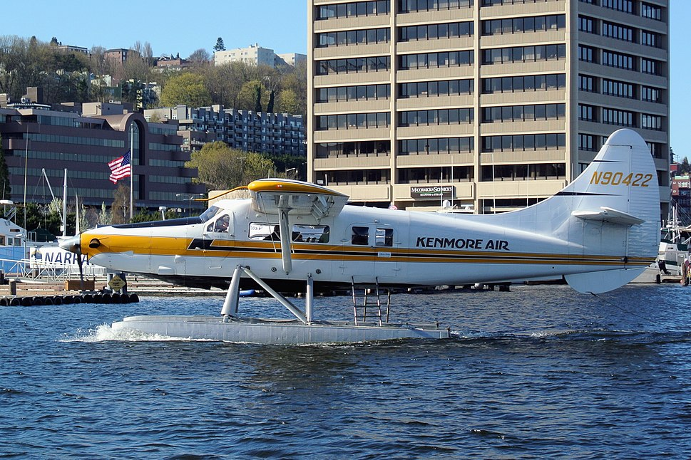 Kenmore Air Lake Union