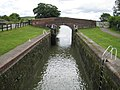 Kennet and Avon Canal, Sam Farmer Lock (2) - geograph.org.uk - 1404896.jpg