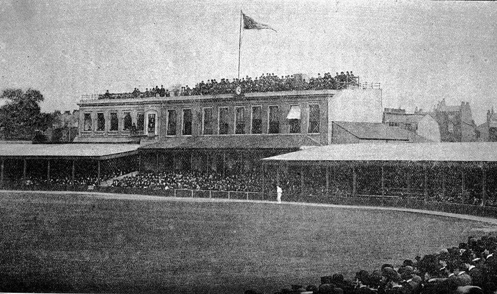 Kennington oval 1891