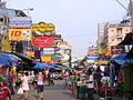 Khao San Road, Bangkok, Thailand.JPG