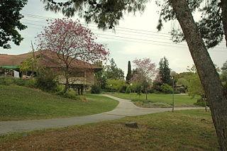 Gezer (kibbutz) Place in Central