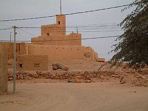 Kidal - Image: Kidal Colonial Fortress 2005