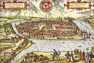 Kiel - Kiel in the 16th century