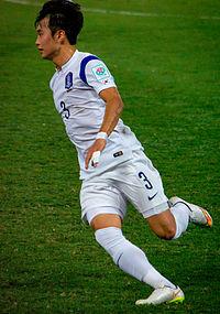 Kim Jin-su, Asian Cup 2015.jpg