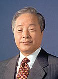 Ким Ён Сэм президентский портрет.jpg