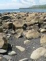 Kimmeridge, slaty foreshore - geograph.org.uk - 836111.jpg