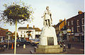 King Alfred Statue, Wantage Marketplace. - geograph.org.uk - 115904.jpg