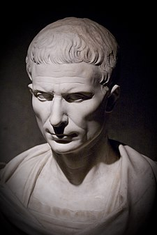 King of the Eburones - Marble Julius Caesar.jpg