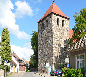 Möckern - Image: Kirche Moeckern