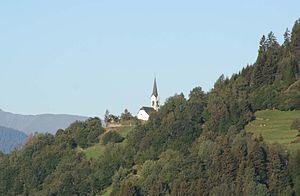 Ilanz/Glion - Church of Ladir