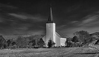 Jøssund Church - Image: Kirken på Jøssund