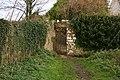 Kissing gate - St Donat's - geograph.org.uk - 1057476.jpg