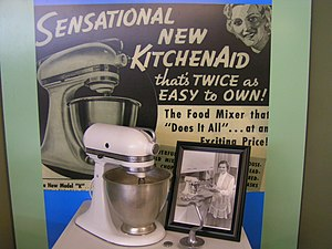 Kitchen Aid Model Kfm