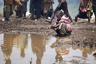 Poverty in the Democratic Republic of the Congo Social issue within the Democratic Republic of the Congo