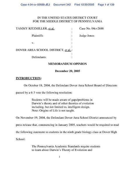 File:Kitzmiller v. Dover Area School District.pdf