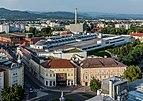 Klagenfurt Innere Stadt Heuplatz 5 City-Arkaden SW-Ansicht 03082017 0280.jpg
