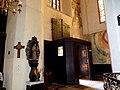 Kościół Wniebowzięcia Najświętszej Marii Panny - wejście, wyjście - panoramio.jpg