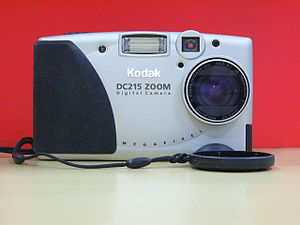 Kodak Digital Camera DC 215 Drivers for Windows Mac