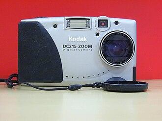Kodak DC215 - Image: Kodak DC215 1055