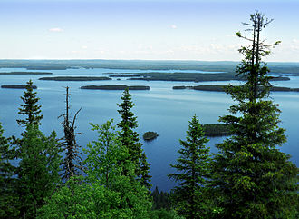 North Karelia - Image: Kolin finland