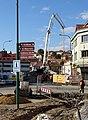 Komenského náměstí a Podklášterský most, rekonstrukce.jpg