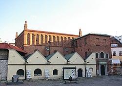 Krakow Synagoga Stara 20070920 xxyy.jpg
