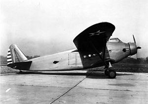 Kreider Reisner XC 31 USAFJPG