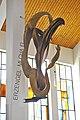 Krumpendorf Pfarrkirche heiliger Georg Inneres Erzengel Michael 09032013 124.jpg