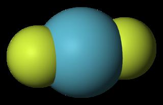 Krypton difluoride chemical compound