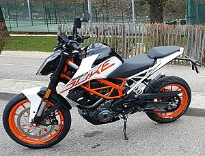 How Much Is A Transmission >> KTM 390 series - Wikipedia