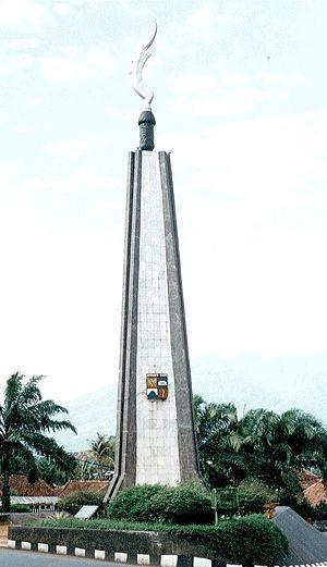 Kujang Monument - Kujang Monument