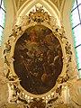 Kutná Hora, Sedlec, klášterní kostel, kaple, Brandl 01.jpg
