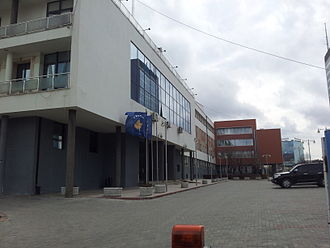 Assembly of the Republic of Kosovo - Image: Kuvendi i Kosoves