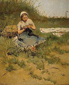 Frans Van Kuyk (1852-1915)